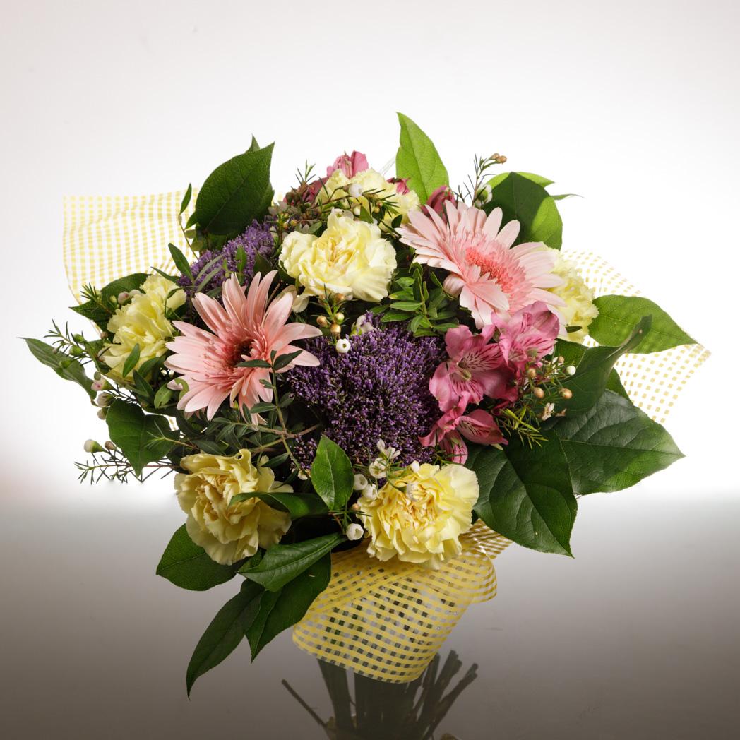 Ramo Variado De Flores Multicolor Floristeria Fontanillas - Fotos-ramos-de-flores