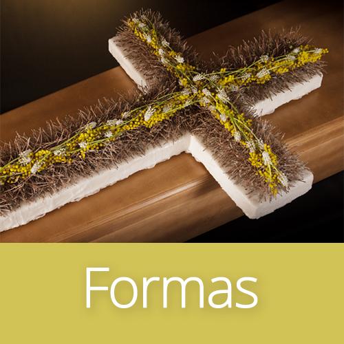 Corazones y cruces