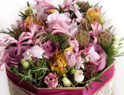 ¡Descubre nuestras nuevas cajas de flores!