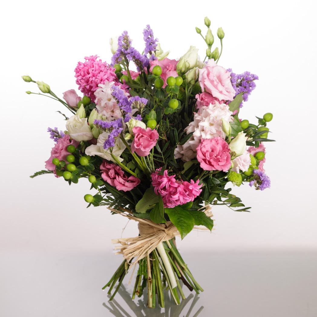 Ramo De Flores Silvestres Floristeria Fontanillas